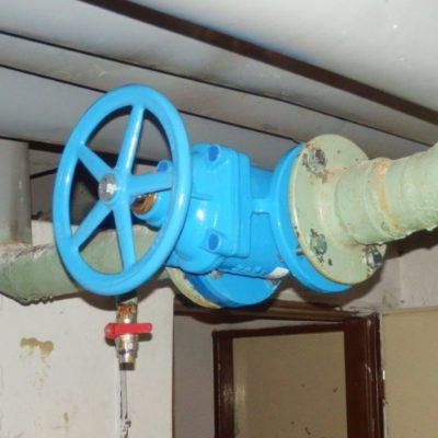 Výmena šupátkových ventilov